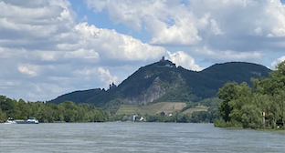Rhine at Bad Honnef