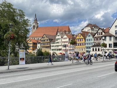 Tübingen bridge